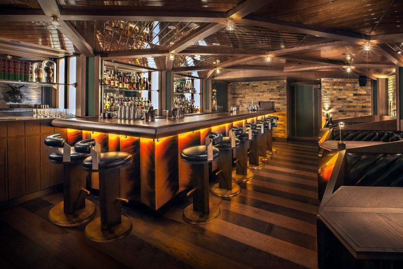 The Landmark Mandarin Oriental PDT Bar