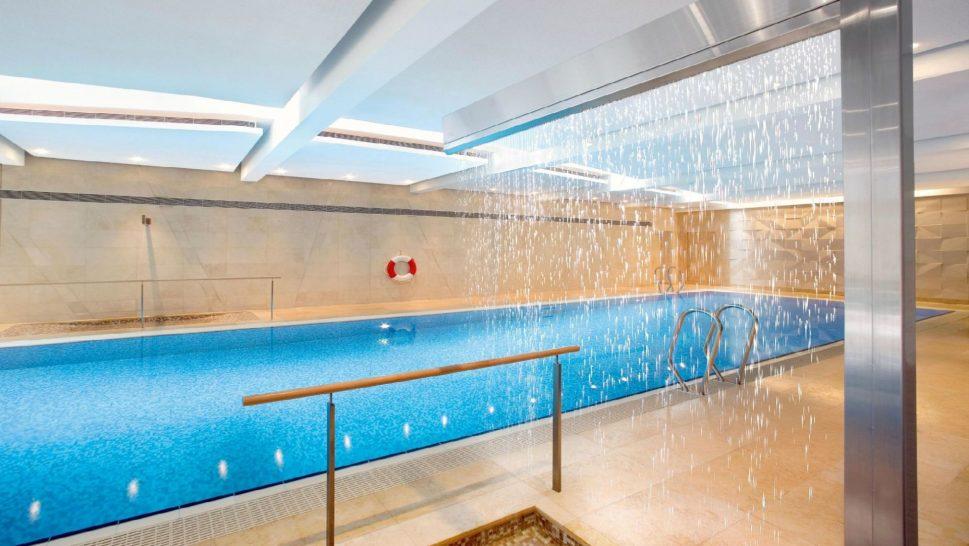 The Landmark Mandarin Oriental Pool