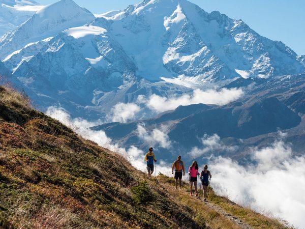 The Lodge Switzerland Hiking