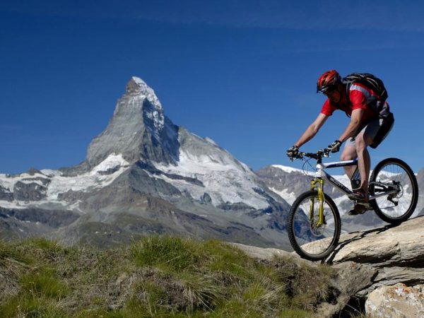 The Lodge Switzerland Mountain Biking