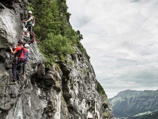 The Lodge Switzerland Rock Climbing