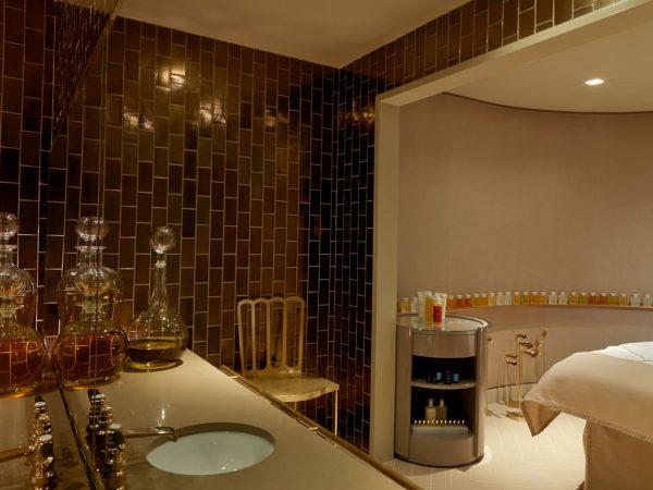 The Lodge Switzerland Aromatherapy Experience