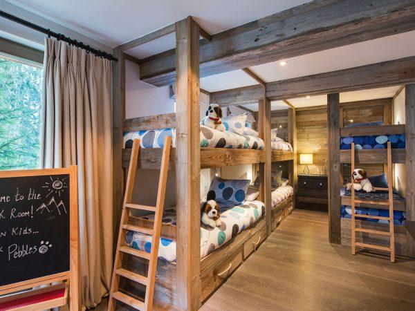 The Lodge Switzerland Bunkroom