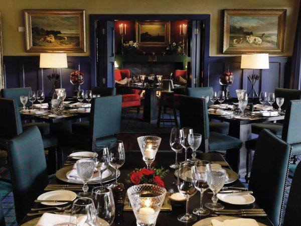 The Lodge Switzerland Dinner