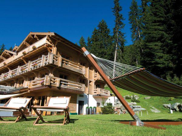 The Lodge Switzerland Exterior Summer