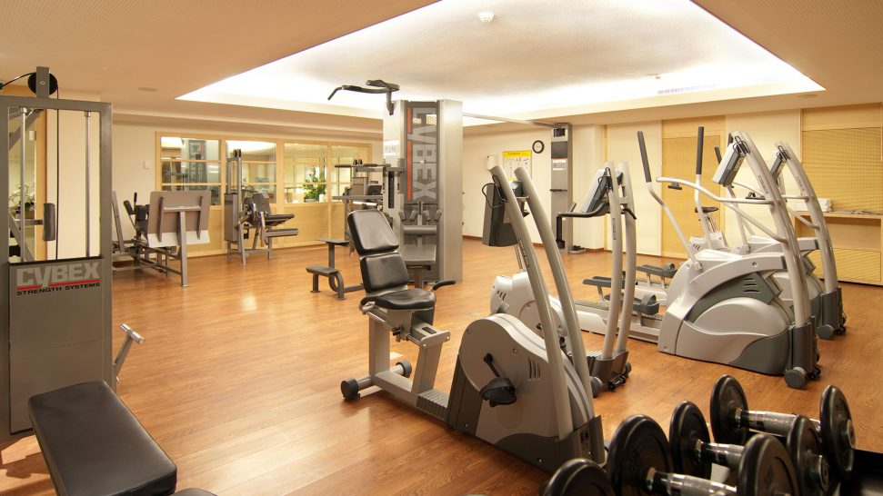 The Lodge Switzerland Gym
