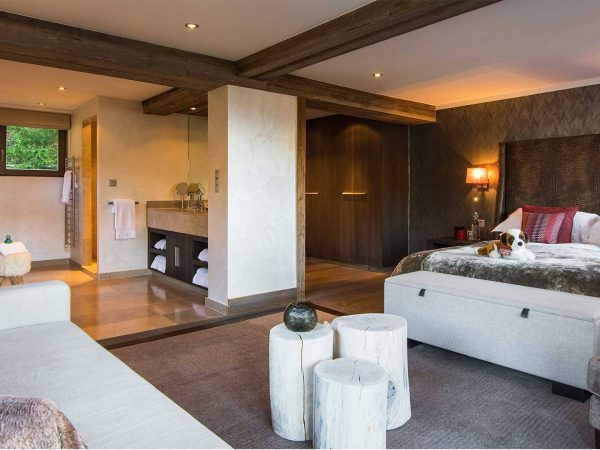 The Lodge Switzerland Large Rooms