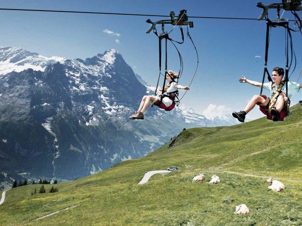 The Lodge Switzerland Lift Passes
