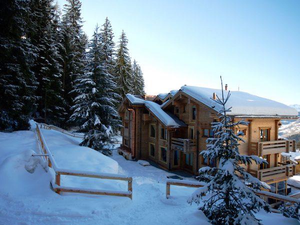The Lodge Switzerland Lobby View