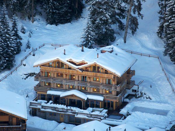 The Lodge Switzerland Outside Area