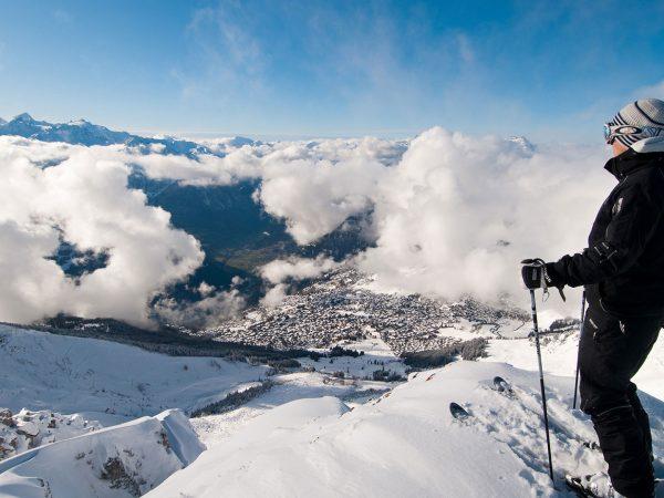 The Lodge Switzerland Skiing