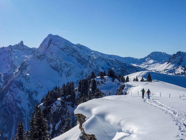 The Lodge Switzerland Snow shoeing