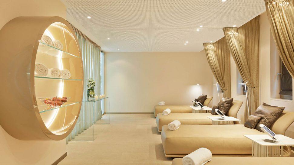 The Lodge Switzerland Spa Treatments