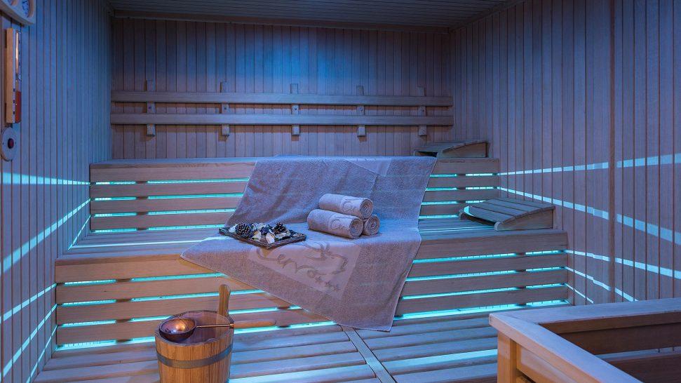 The Lodge Switzerland Steam room