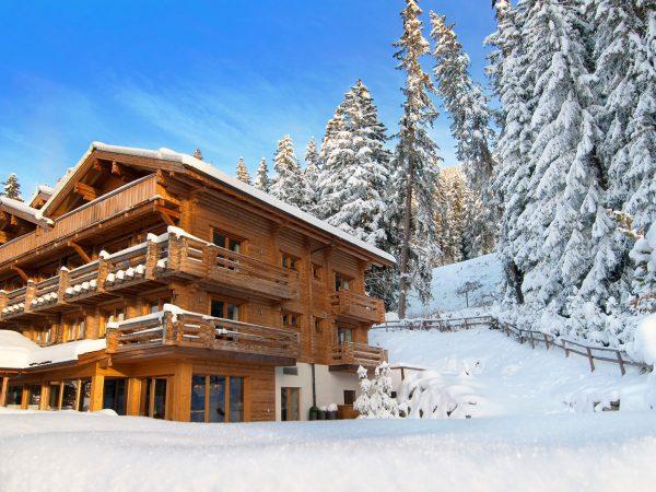 The Lodge Switzerland Winter