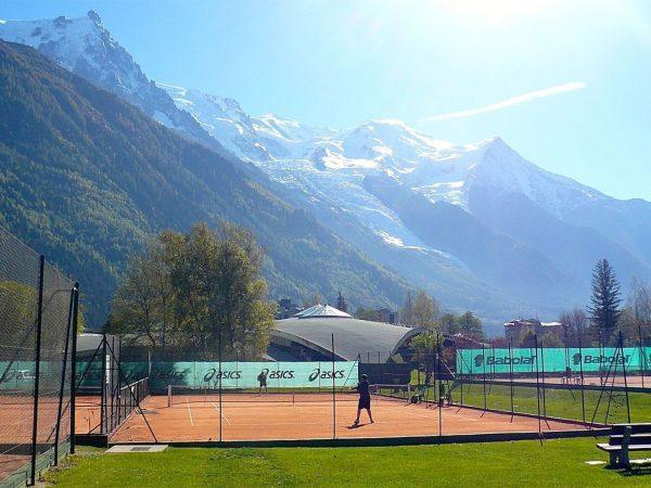 The Lodge Switzerland Tennis