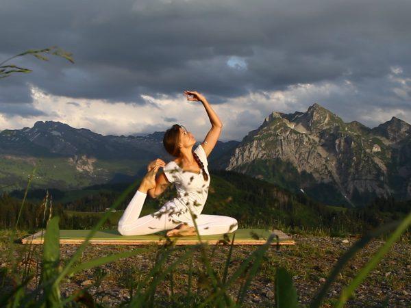 The Lodge Switzerland Yoga