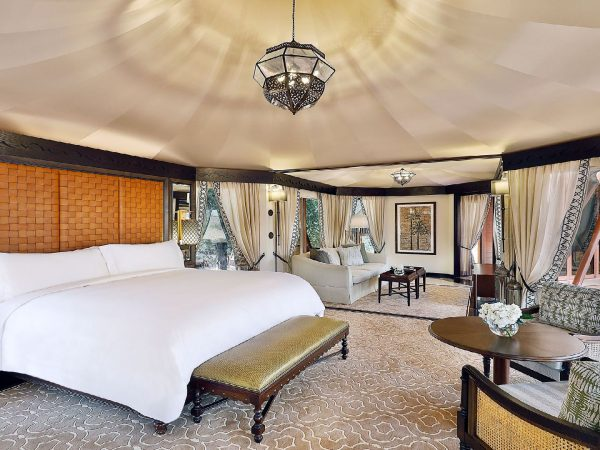 The Ritz Carlton AL Wadi Desert Bedroom