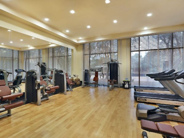 The Ritz Carlton AL Wadi Desert Gym