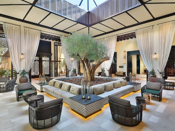 The Ritz Carlton AL Wadi Desert Launge