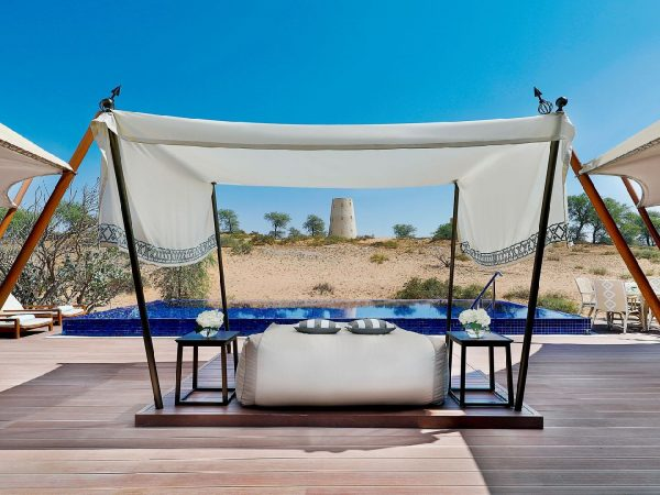 The Ritz Carlton AL Wadi Desert Pool