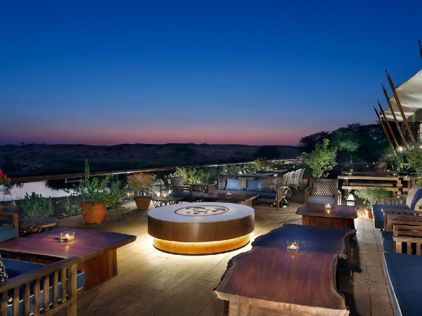 The Ritz Carlton AL Wadi Desert Restaurant