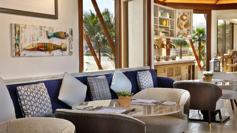 The Ritz Carlton Al Hamra Restaurant