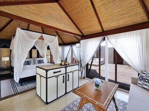 The Ritz Carlton Al Hamra Beach Bedroom