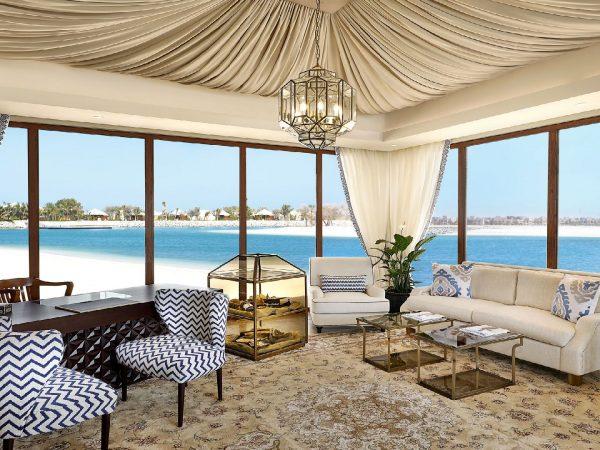 The Ritz Carlton Al Hamra Beach Room