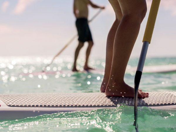The Ritz Carlton Al Hamra Beach adventures on land and underwater