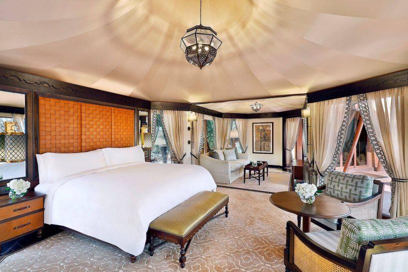 The Ritz-Carlton Ras Al Khaimah Al Wadi Desert Tented Pool Villa