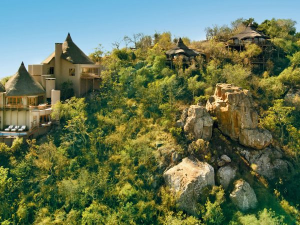 Ulusaba Hill View