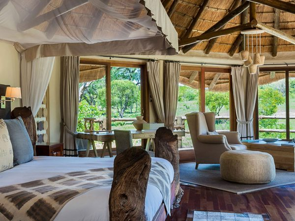 Ulusaba River Room