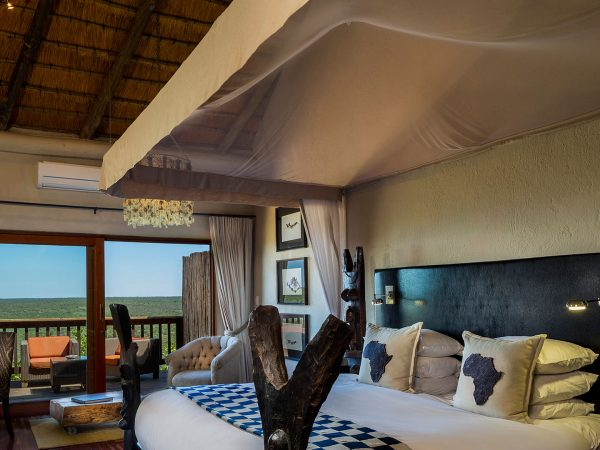 Ulusaba Rock Cliff Room