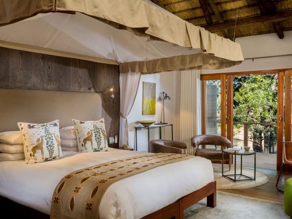 Ulusaba Safari Room