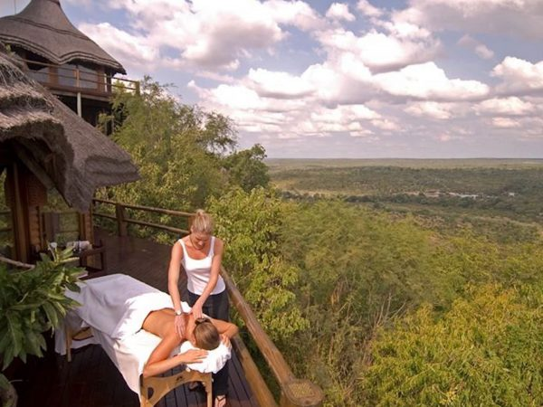 Ulusaba Spa Treatments