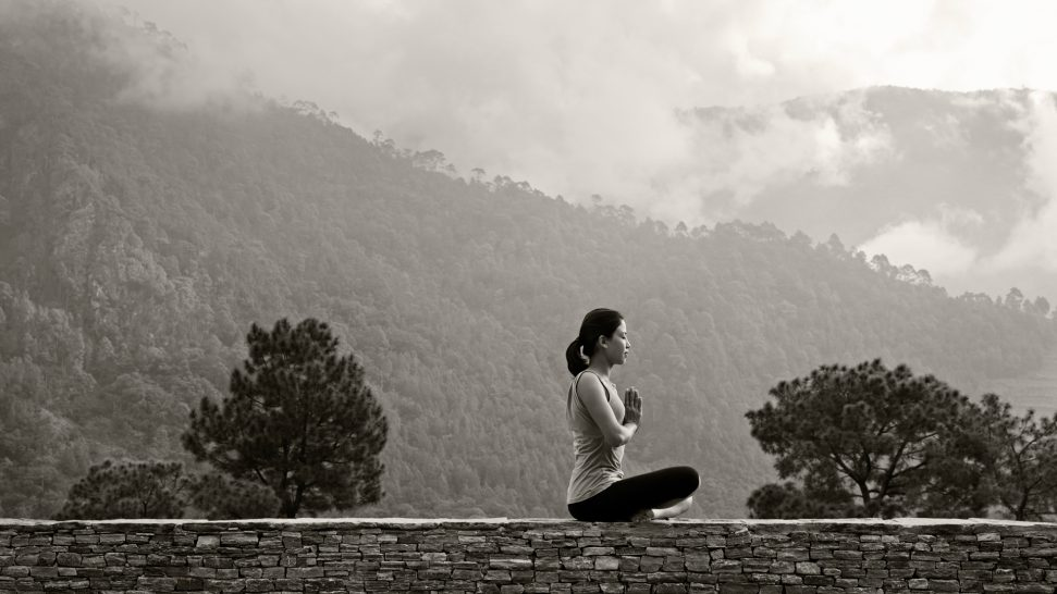 COMO Uma Punakha Hot Yoga