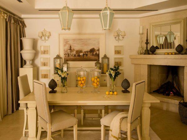 Borgo Egnazia Villa Stupenda Dinning