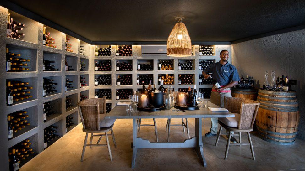 Wine Cellar andBeyond Sossusvlei