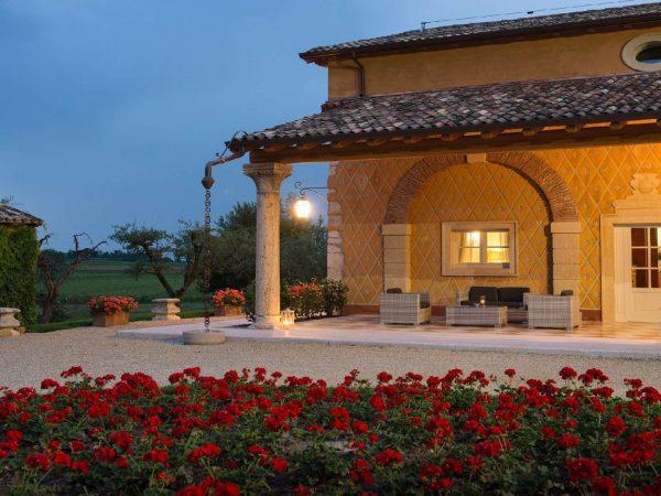 Wine Relais Chateaux Lago di Garda Villa Cordevigo RISTORANTE OSELETA