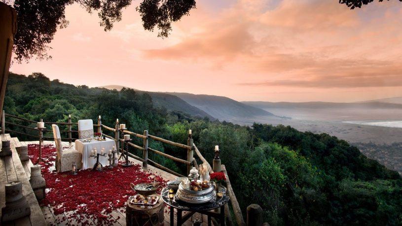 andBeyond Ngorongoro Crater Lodge Tanzania