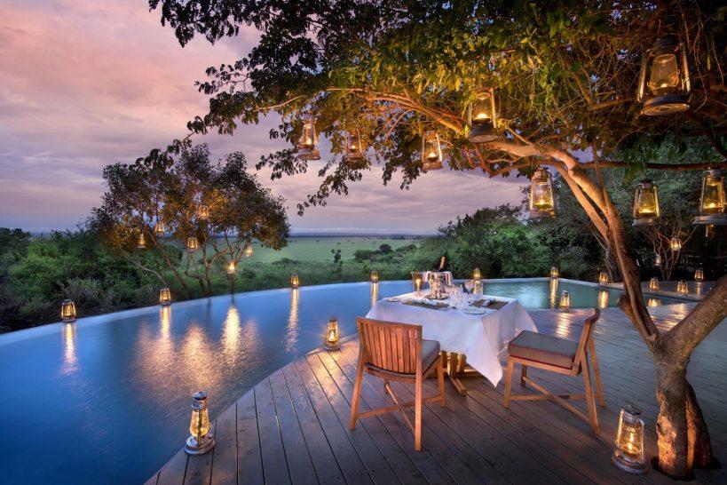 andbeyond bateleur camp kenya pool
