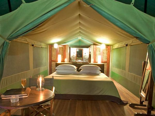andbeyond kichwa tembo tented camp tent