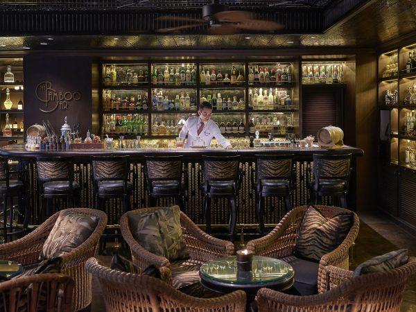Mandarin Oriental Bangkok Bamboo Bar