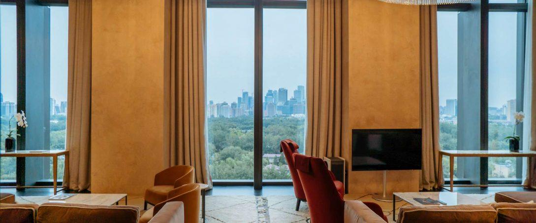 Bulgari Hotel Beijing bulgari suite