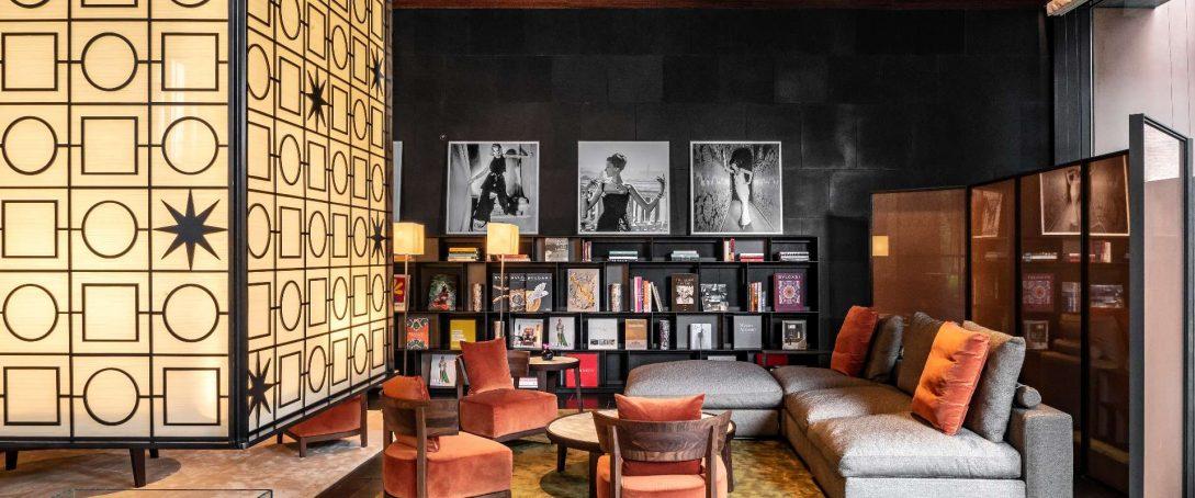 Bvlgari hotel shanghai lounge