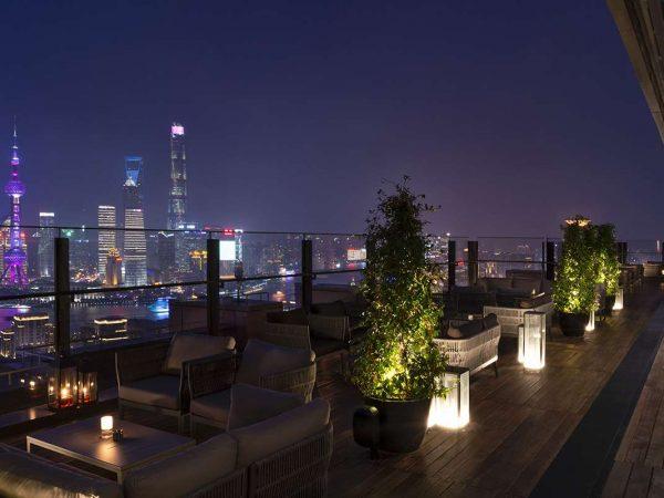 Bvlgari hotel shanghai Terrazza