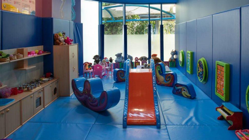 Bulgari Resort Dubai Kids club