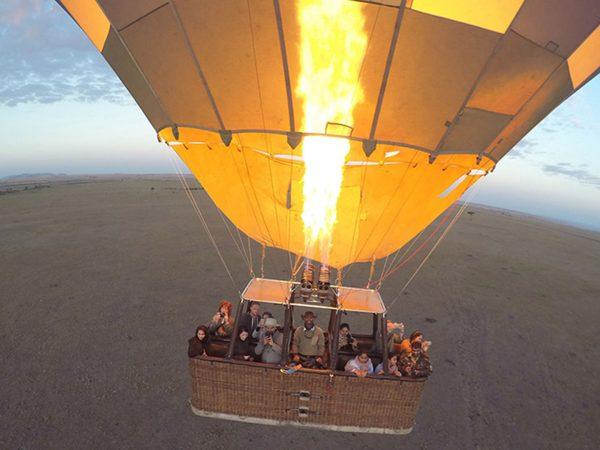 Mahali Mzuri Ballon Safari