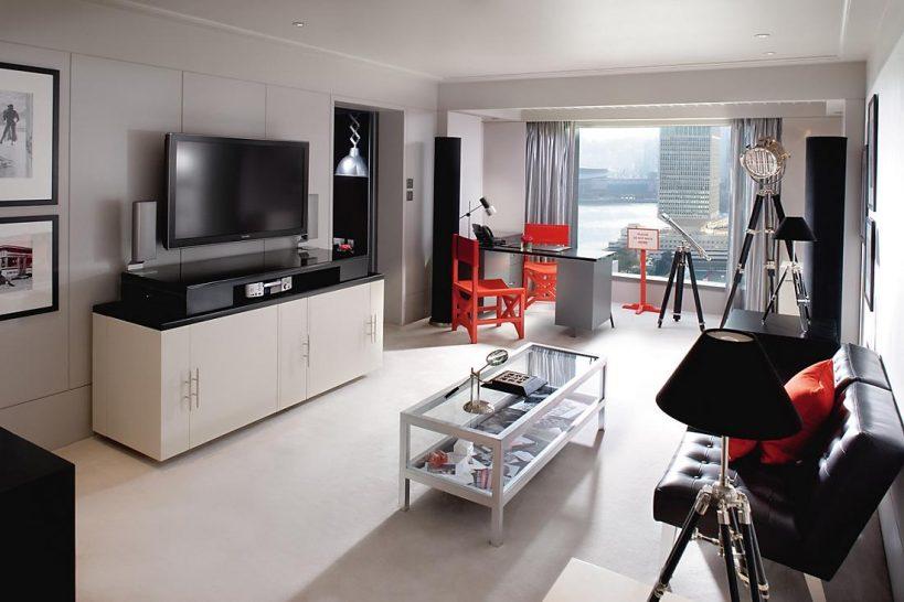 mandarin oriental Hong Kong lichfield suite